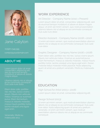 55 Free Resume Templates For MS Word Freesumes Com
