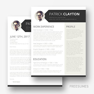 Creative Resume Template Packs To Land Your Next Job - Freesumes
