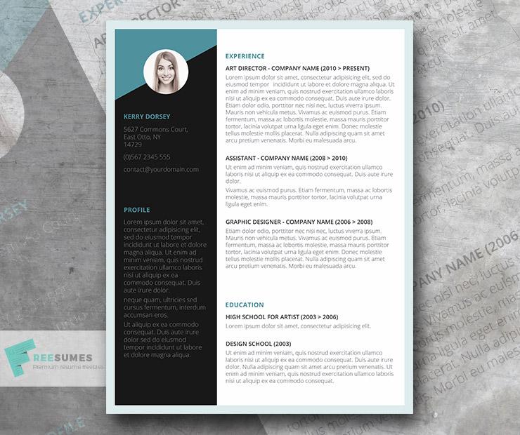 Free JobWinning Resume Template  Instant Download