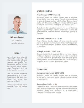 A chronological resume template is a document which acts as a readymade document for all those people who may not be clear about framing such resumes on their own. Resume Templates For 2021 Free Download Freesumes