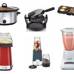 Small Kitchen Appliances Black Granite Countertops Jcpenney As Low 4 06 Reg 40