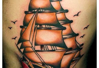 Sailor Jerry Anchor Tattoo Designs