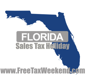 Florida Tax Free Weekend 2016