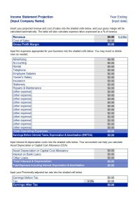 27 Free Income Statement Examples & Templates (Single ...