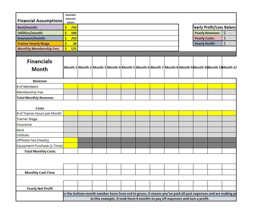 38 Free Profit and Loss Statement Templates & Forms - Free Template Downloads