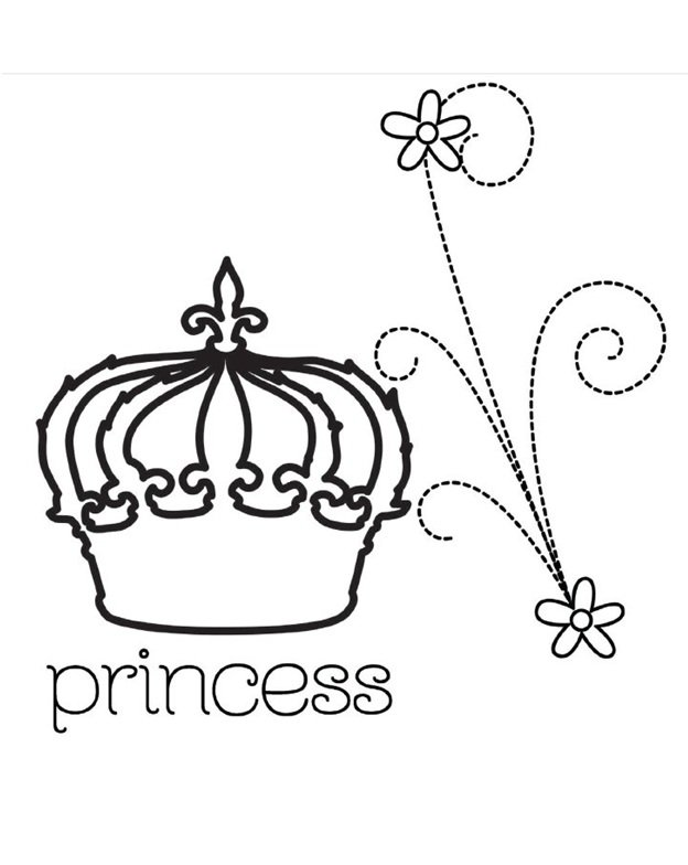 Simple Crown Outline Free Icon