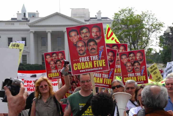 National Committee to Free the Cuban Five. El Comité Nacional por la Liberación de Los Cinco