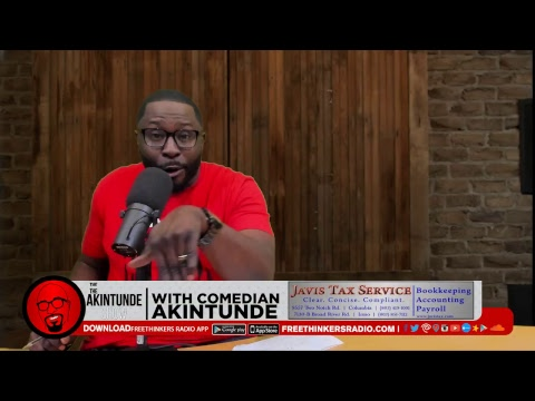The Akintunde Show 1: To All My Single Ladies with Bishop Designate Herbert Bailey
