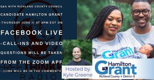 We are reaching out to each Candidate who is in a Runoff.  Tonight's Forum with …