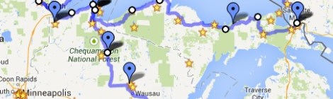 Lake Superior Tour - The Trip