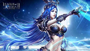 League of Angels 2 - Um MMORPG de navegador gratuito que captura toda a beleza e elegância de seu antecessor.
