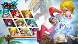 Clash of Avatars - Um MMORPG gratuito para jogar em 3D com avatares poderosos, 50 montarias e vários animais de estimação leais.