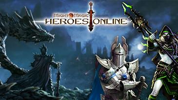 Might And Magic Heroes Online - Um jogo de RPG de estratégia MMO gratuito, no qual você controla poderosos heróis!