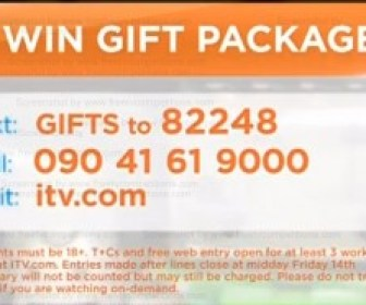 Daybreak Prize Draw website entry ITV.