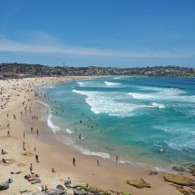 Beautiful Bondi beach