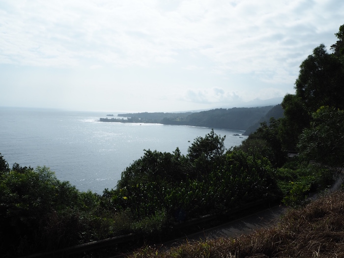View from Kaumahina State Wayside Park