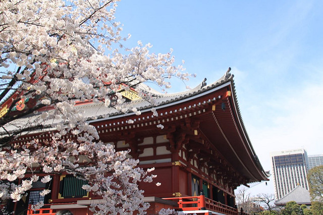Senso-Ji's Main Hall