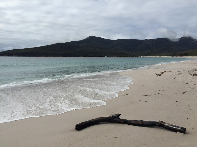 Beautiful Wineglass Bay!