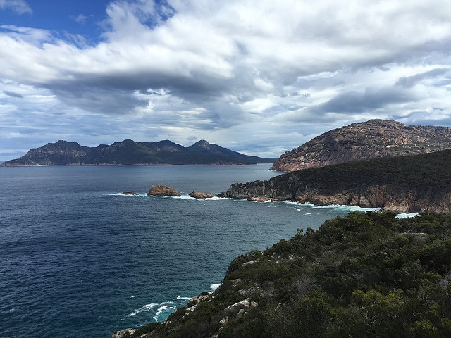 Coastal view from Cape Tourville