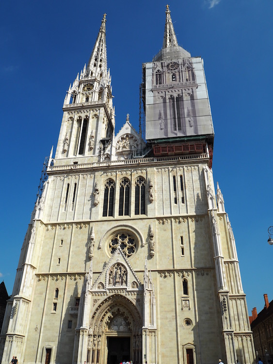 The Cathedral of the Assumption of the Blessed Virgin Mary