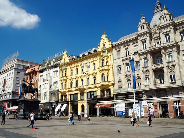 Bana Jelacica Square