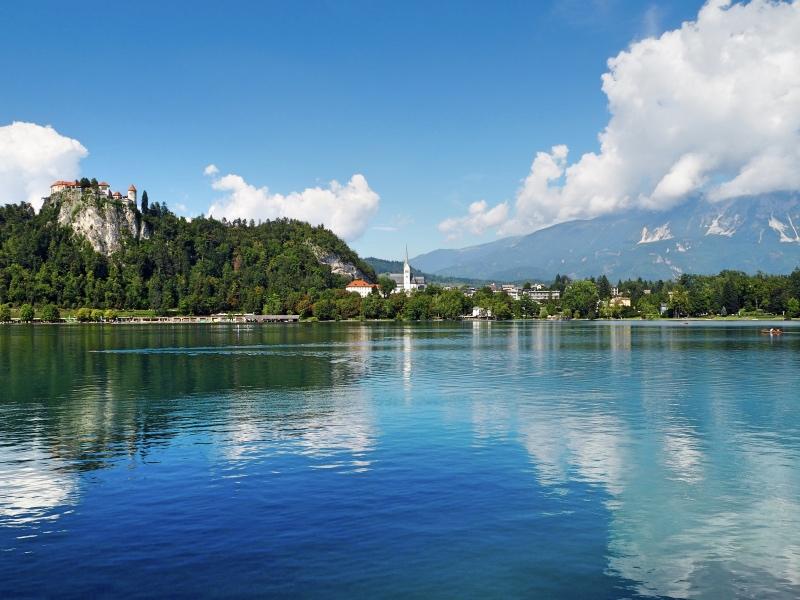 Stunning Lake Bled!