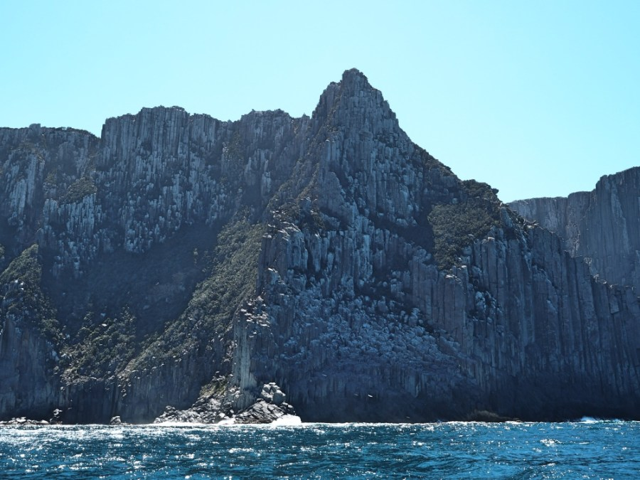 The impressive Cape Pillar.