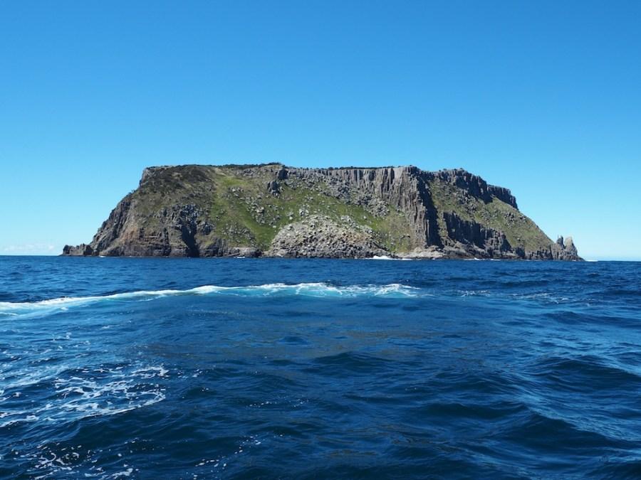 Tasman Island.