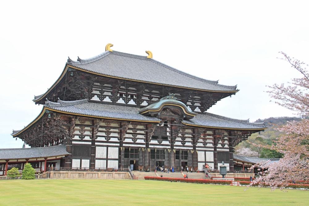 The Daibutsu-den