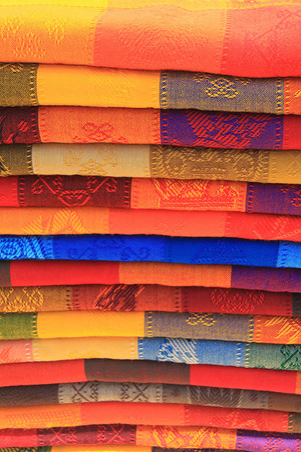Mexican colours!
