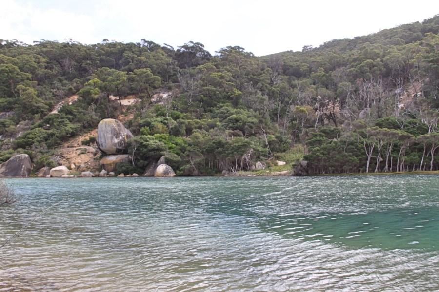 The Tidal River.