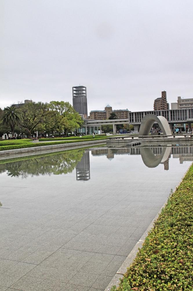 The Cenotaph across the pond.