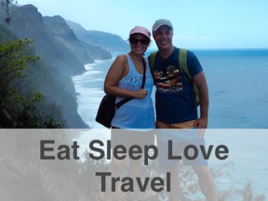 Eat Sleep Love Travel Interview