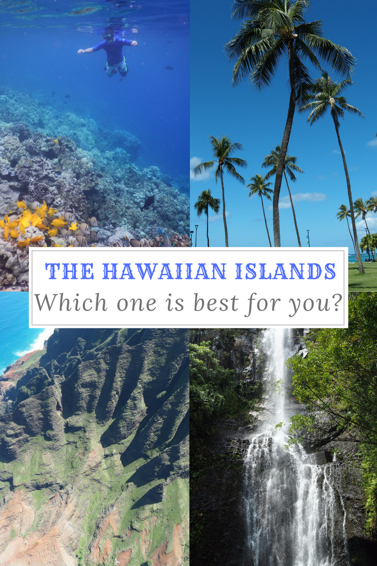 The Hawaiian Islands - Which One is Best for you?