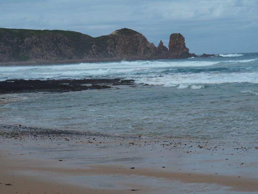 Woolamai Beach.