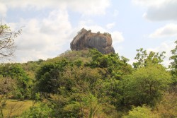The Lion's Rock.