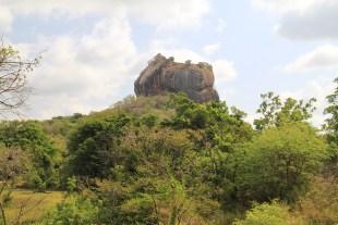 The Lion's Rock.