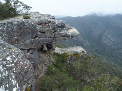 The Grampians National Park.