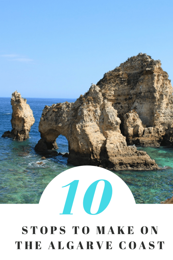 The 10 Best Stops to Make on Your Road Trip to the Algarve Coast