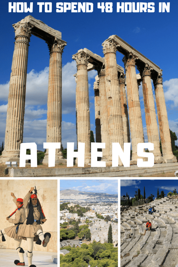 How to Spend 48 Hours in Athens