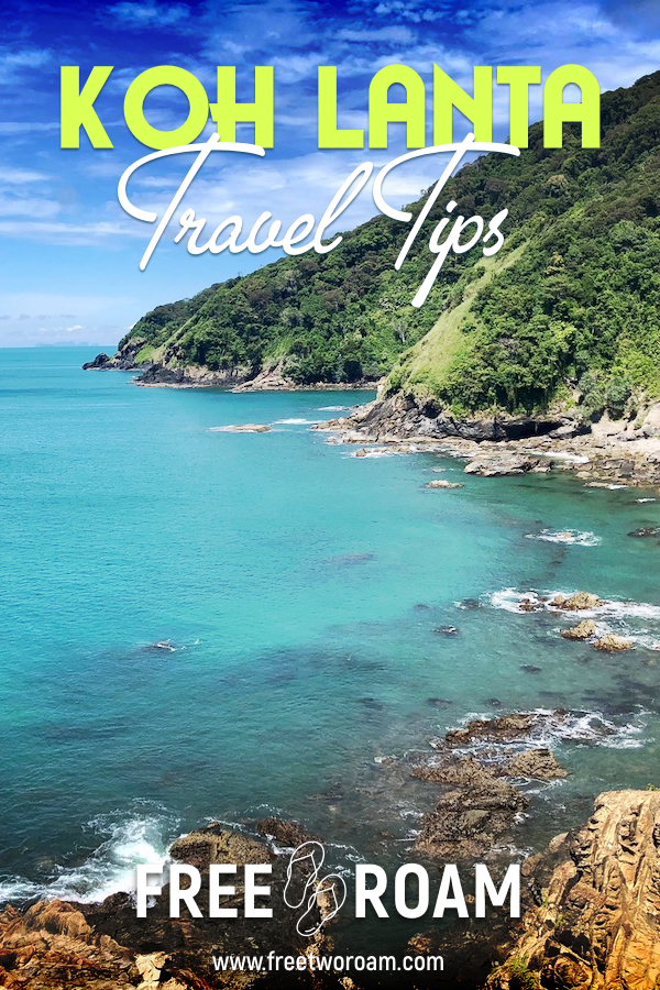 Finding Peace and Paradise on Koh Lanta, Thailand
