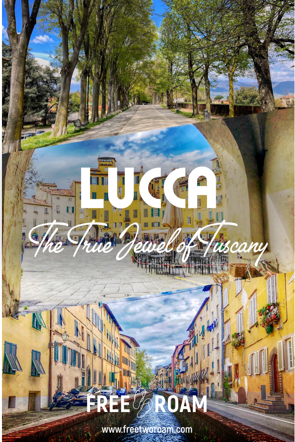 8 Reasons Why Lucca is The True Jewel of Tuscany