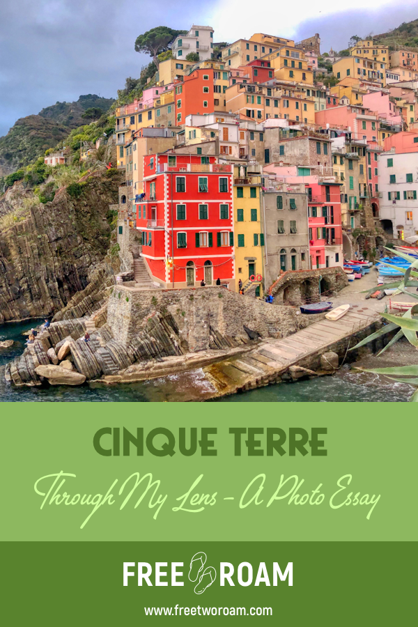 Italy's Cinque Terre Through My Lens: A Photo Essay