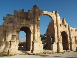 The South Gate Jerash
