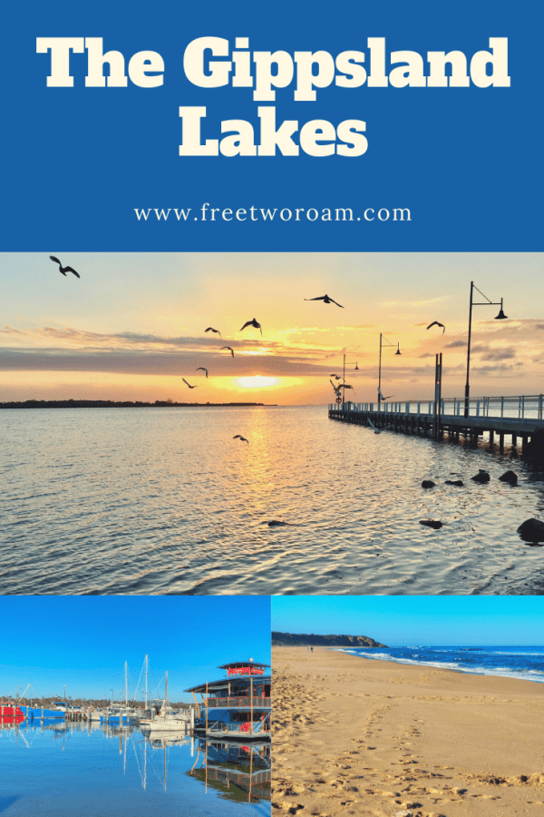 Where to Escape in the Gippsland Lakes?