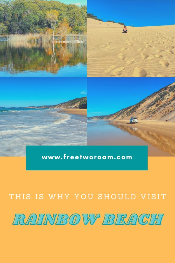 This is Why You Should Visit Rainbow Beach