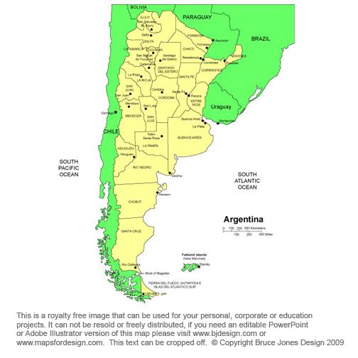 earxagangnad Map Of Latin American