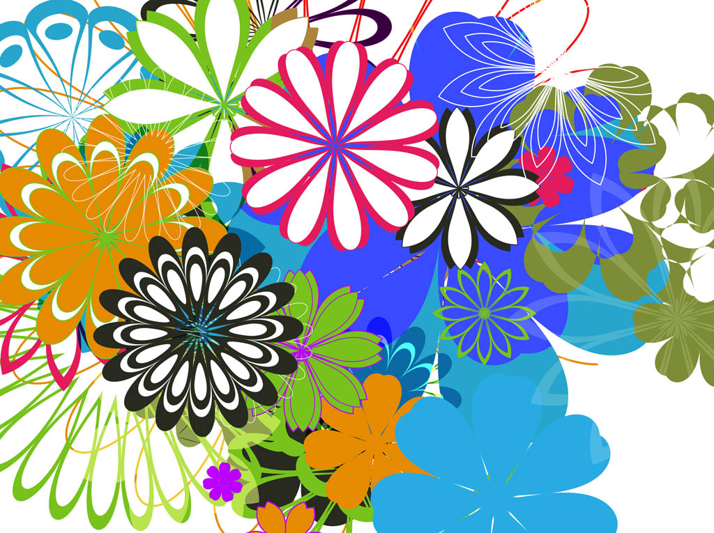 Shutterstock Flowers Graphics