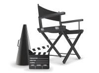 Directors Chair Vector Art & Graphics | freevector.com