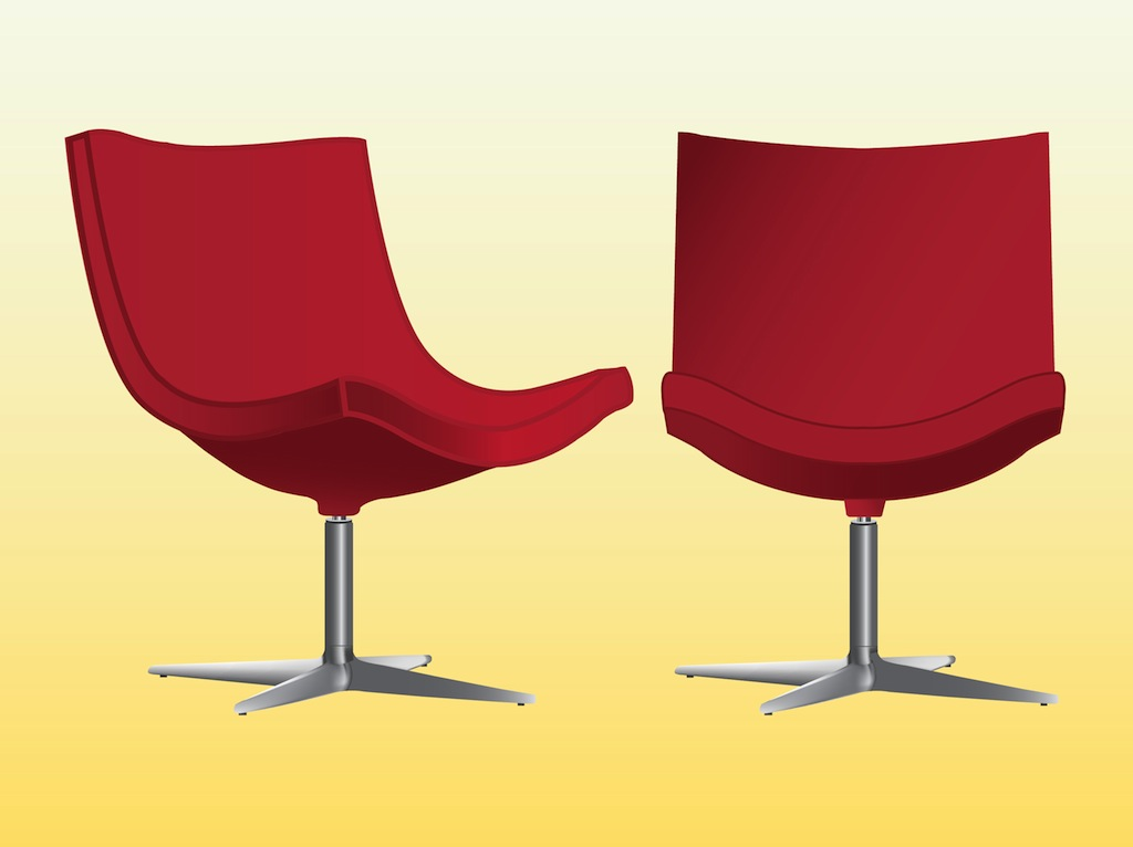 living room arm chair office hydraulic fancy chairs vector art & graphics | freevector.com